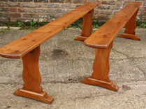 Add a touch of Rustic Elegance to Your Home with Antique Benches