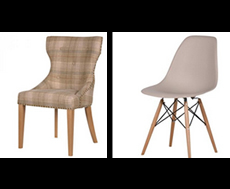 New Set of Chairs for the modern homes