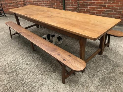 Beech French Farmhouse Table
