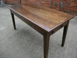 A beautiful 6'1 Walnut Table