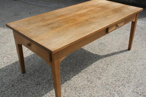 Antique 8 seater farmhouse table