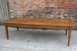 Antique Cherry Farmhouse Table