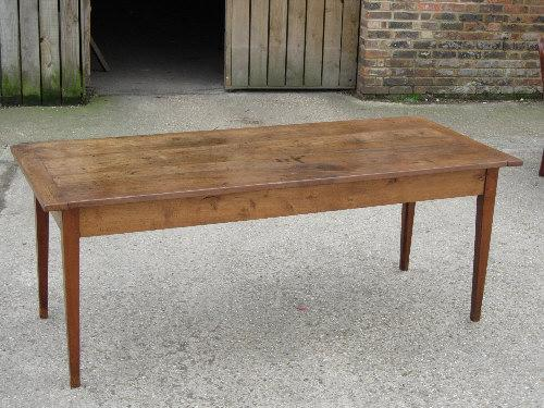 Antique Cherry Table French Farmhouse Tables Antique Dining Tables at Anti