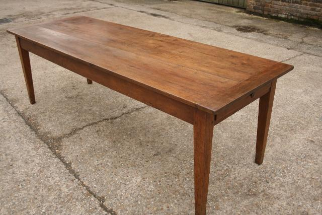 antique oak farmhouse table - Antique Farmhouse Kitchen Tables