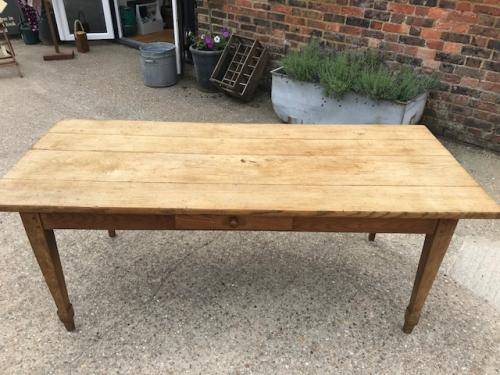 Ash French Farmhouse Table