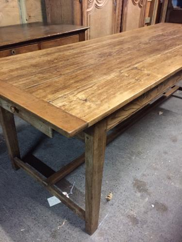 Antique Refectory Table