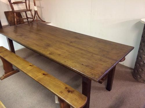 Chestnut  French FarmHouse Table
