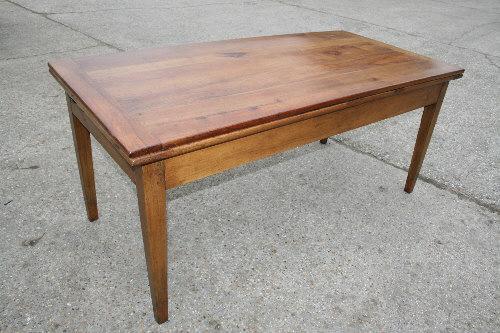 Extending Cherry farmhouse table Tables extending