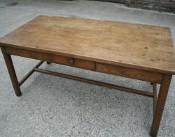 Antique Beech Refectory Table