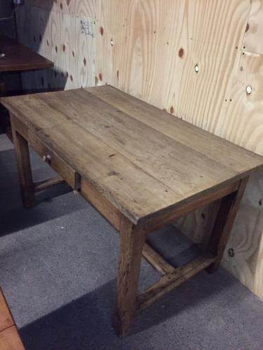 Little Oak Antique H Stretcher