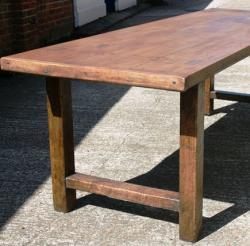Antique Normandy Table