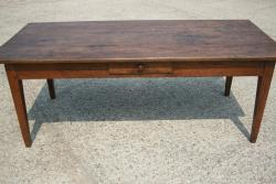 Antique Oak/Chestnut table