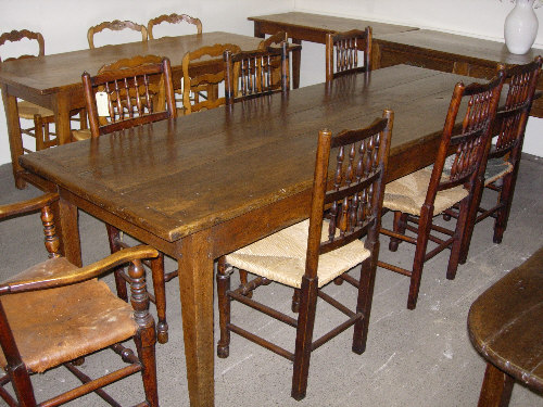 Brilliant Antique Farmhouse Dining Table 500 x 375 · 78 kB · jpeg