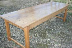 Antique Elm table  - Circa 1840