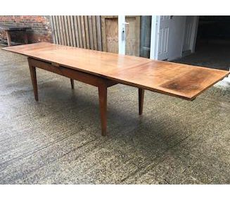 Collection of 19th Century antique dining tables