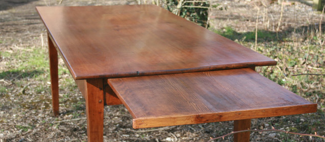 <b>Fruitwood Farmhouse Table</b>