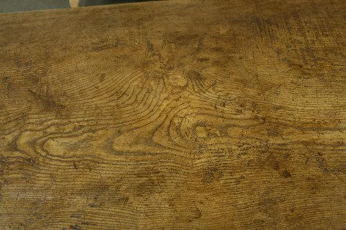 18th C Style Normandy Ash Table 14
