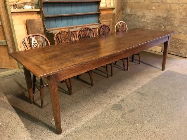 260cm French farmhouse table