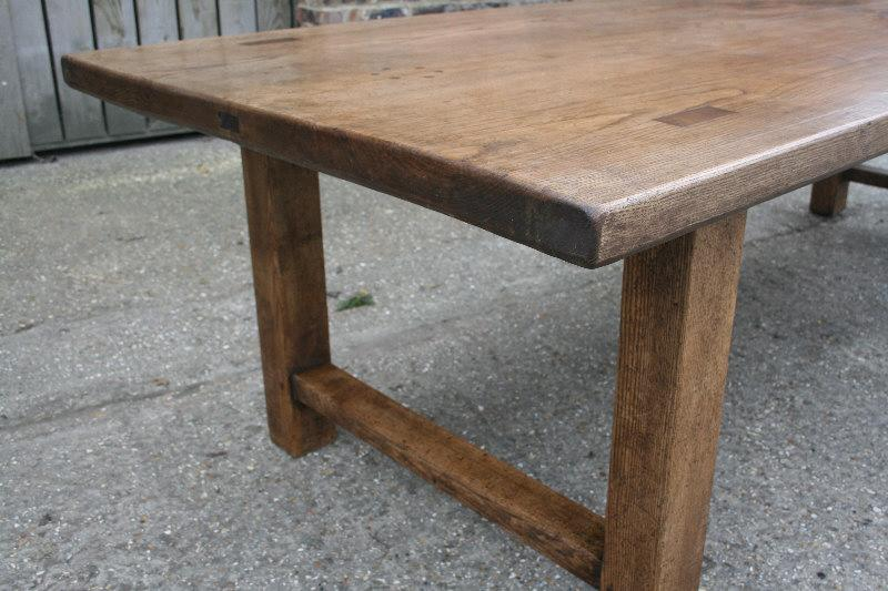 A stunning 18th c style Normandy Table