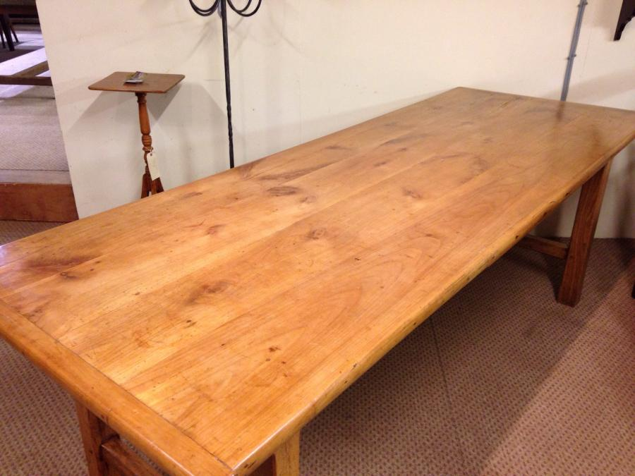 Cherry  French Farmhouse Table