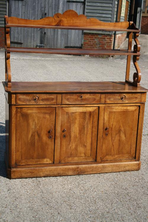 Antique Cherry Enfilade