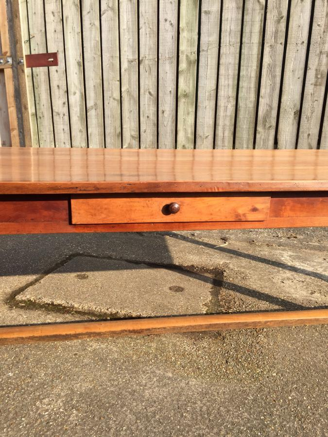 Antique cherry h/stretcher