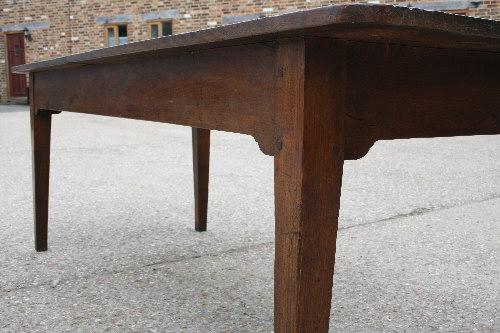 Antique Oak Table 7'3 x 35