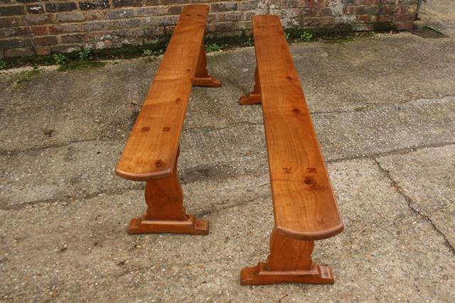 Antique Cherry Benches