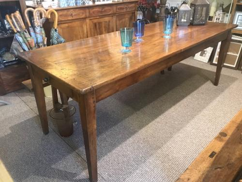 19th Century Walnut Dining Table