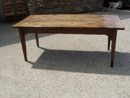 Antique Walnut Table