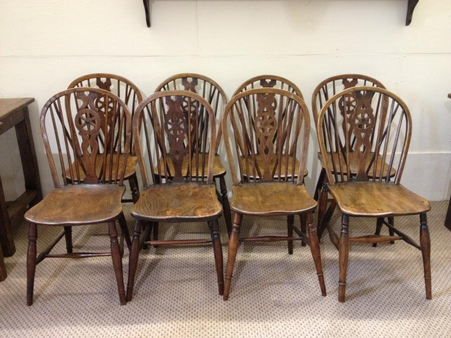Antique Windsor wheelback chairs - Antique Windsor Wheelback Chairs, Country Chairs, Antique Chairs