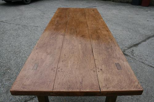 beech/ash Normandy Table
