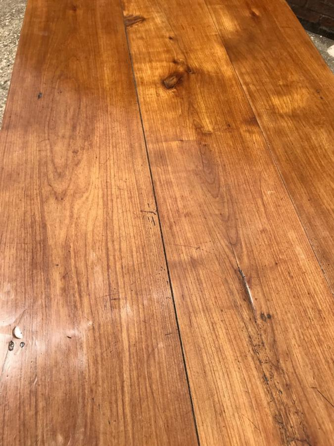 Cherry Refectory Dining Table