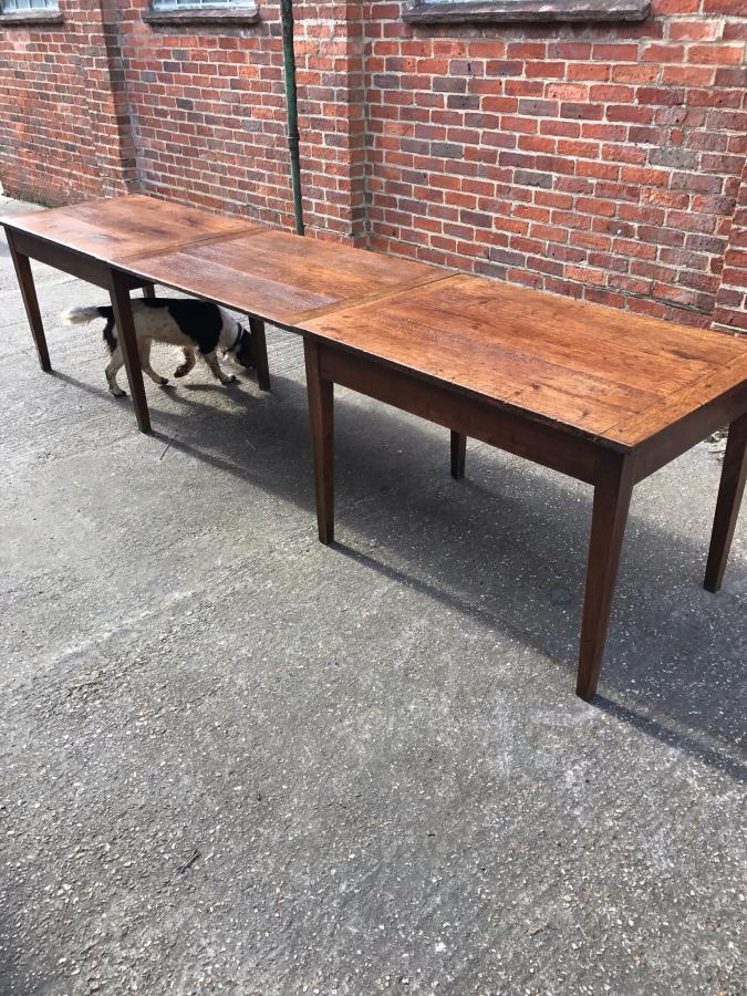 Exceptionally rare harvest antique table