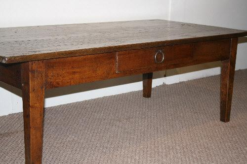 Large Antique Coffee Table