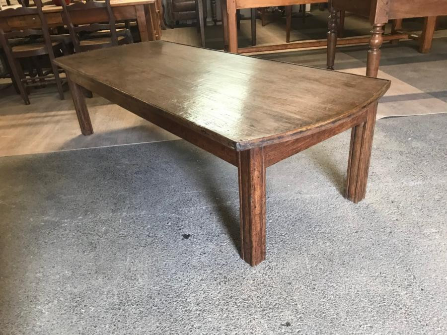 Oak 19th Century Coffee Table