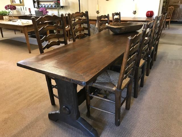 Antique Monastery table Circa 1840