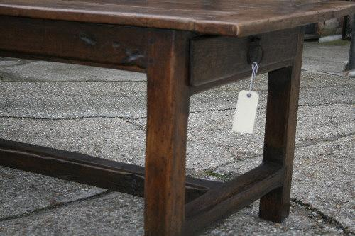 rare English Refectory Table