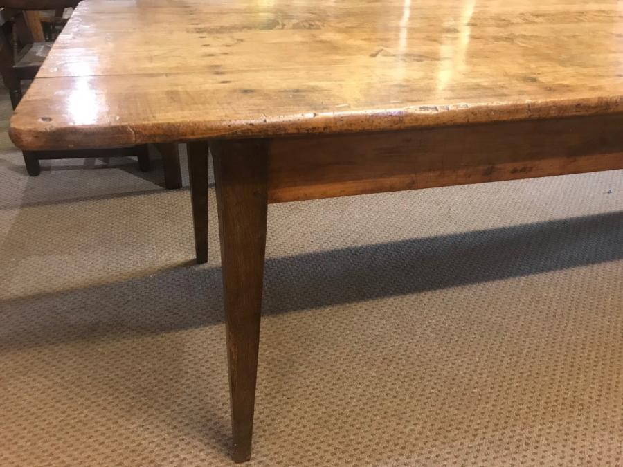 Rustic Antique Farmhouse Table