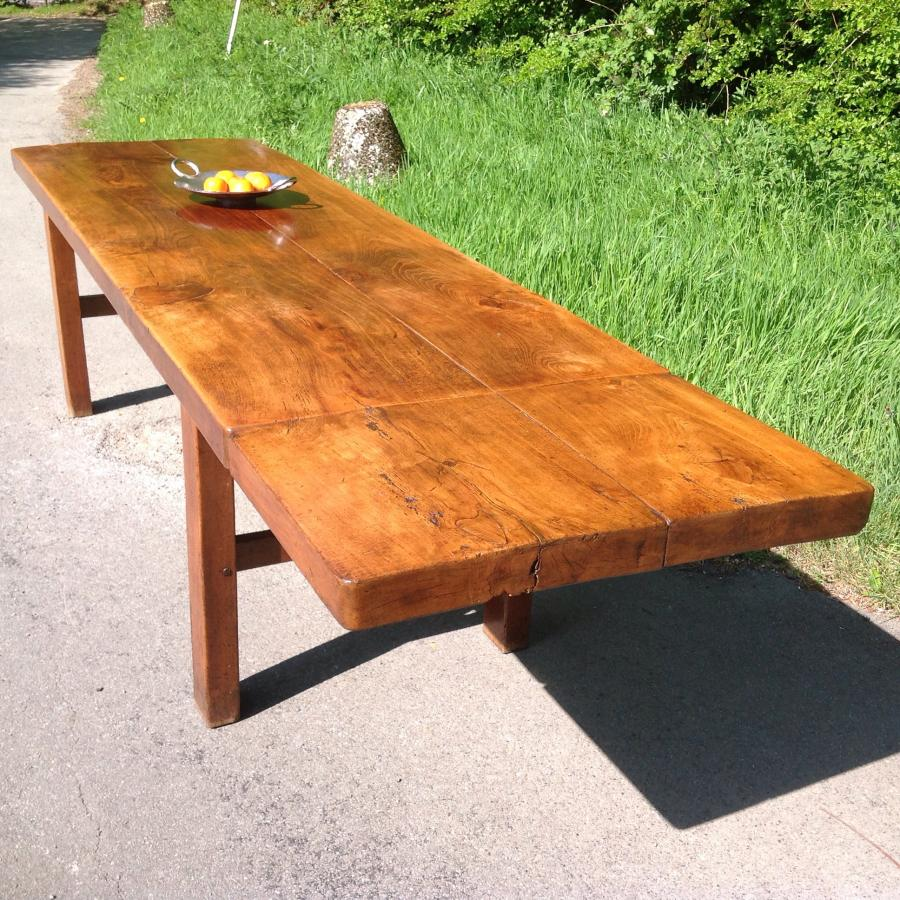 Stunning antique Normandy table