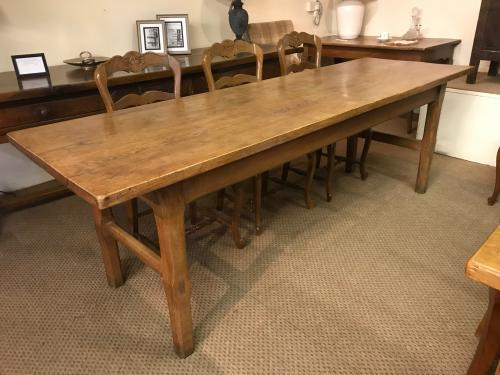 Two plank Antique Dining Table