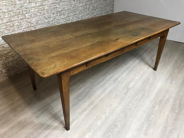 Very Wide French Farmhouse Table Kitchen or Dining room